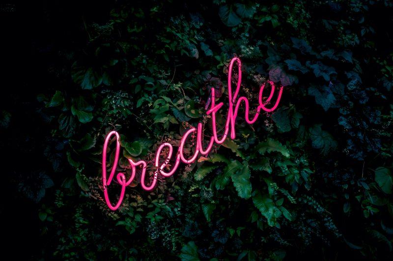 fumo e respiro