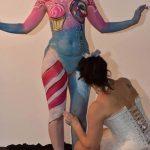 Monica Argentino Arte sul corpo