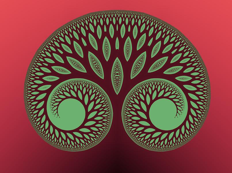 albero della vita e i generi