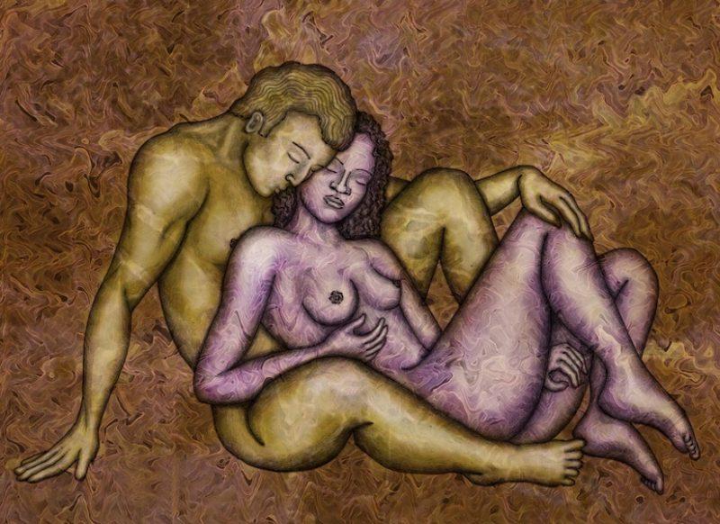 l'uomo e la donna