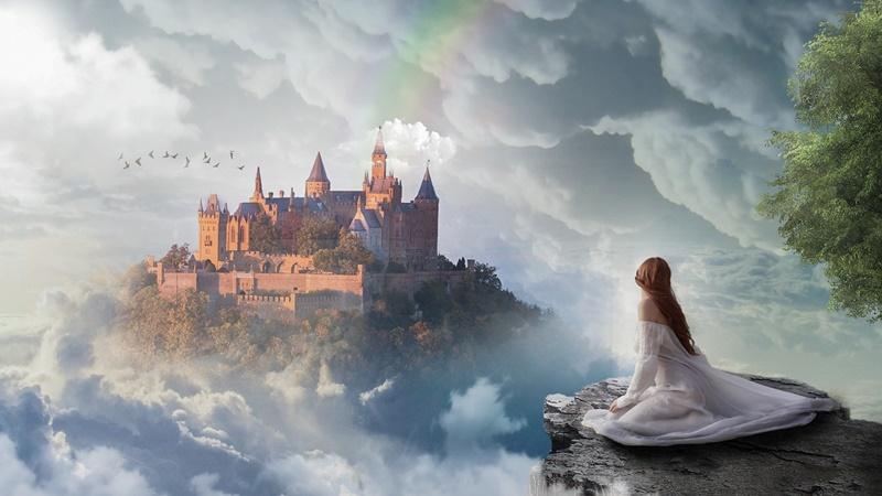 la principessa sogna il principe