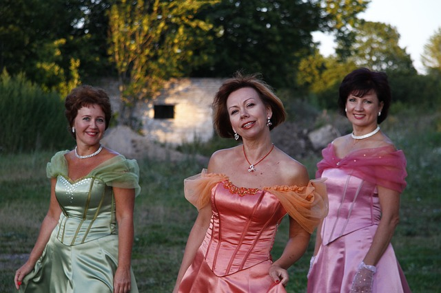 trio di donne