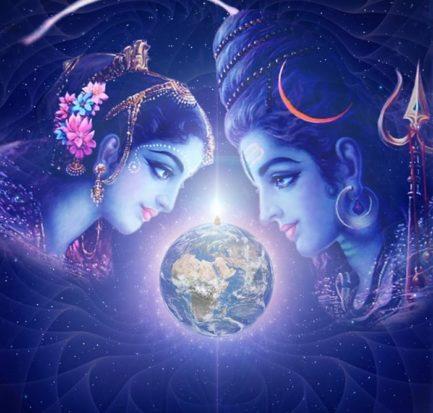 Shiva, Shakti e il mondo