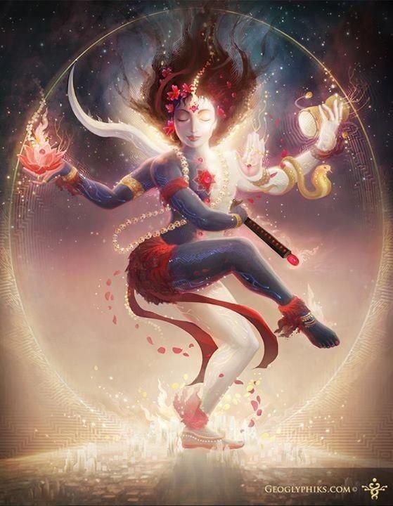 Shiva e Shakti e Tantra