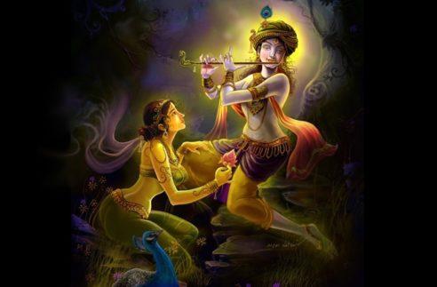 Radha e l'amore universale