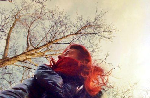 Riflessioni nel bosco