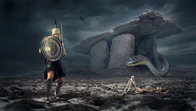 l'archetipo del guerriero
