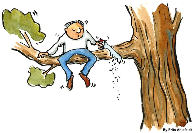 alberi idee sbagliate