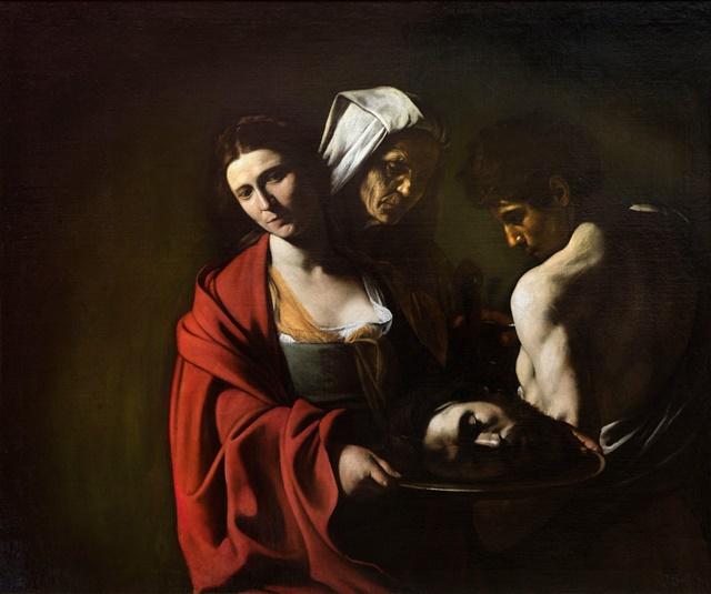 Giovanni Battista e Salomé