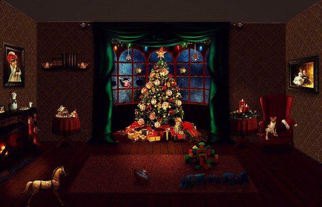 origini albero Natale