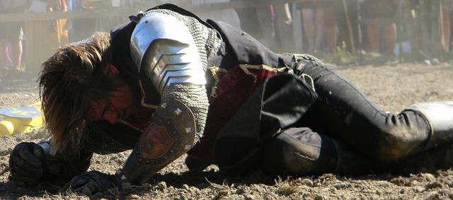 l'uomo cavaliere